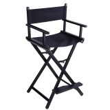 PROFESSIONAL DIRECTORS MAKEUP ARTIST FOLDING CHAIR