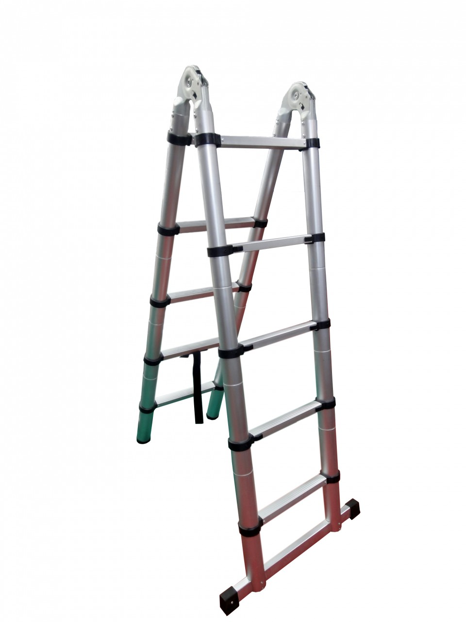 3 2m Multi Purpose Telescopic A Frame Folding Ladder